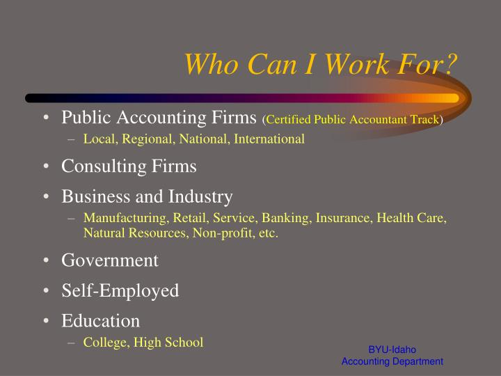 accounting firm case essay Accounting case the sedan web site is an excellent source of annual reports and the notes on accounting practices in these reports provide valuable background material on industry' practices - accounting case introduction.