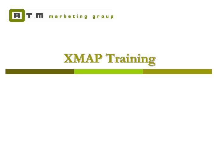 XMAP Training