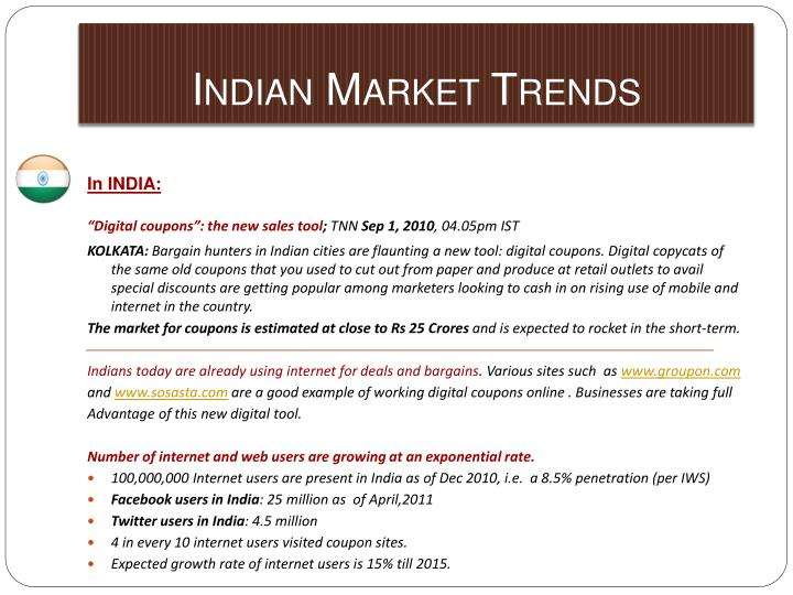 Indian Market Trends