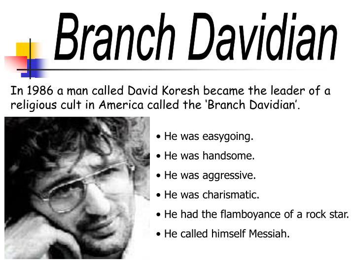 Branch Davidian