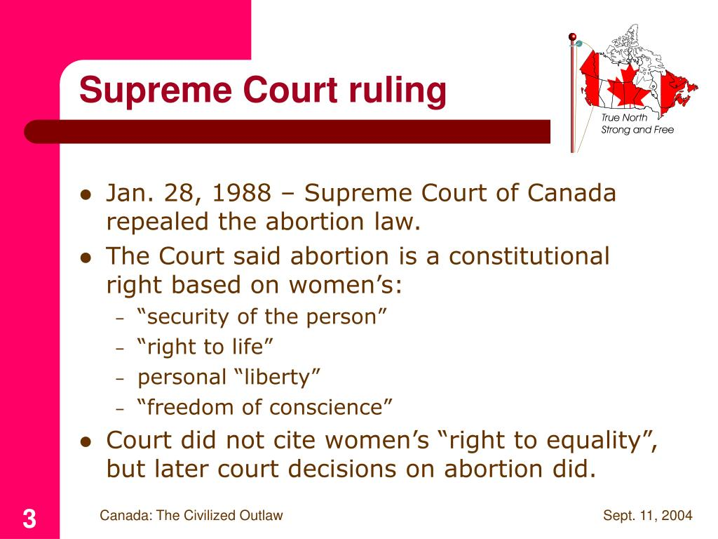 Supreme Court ruling