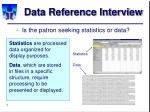 data reference interview7