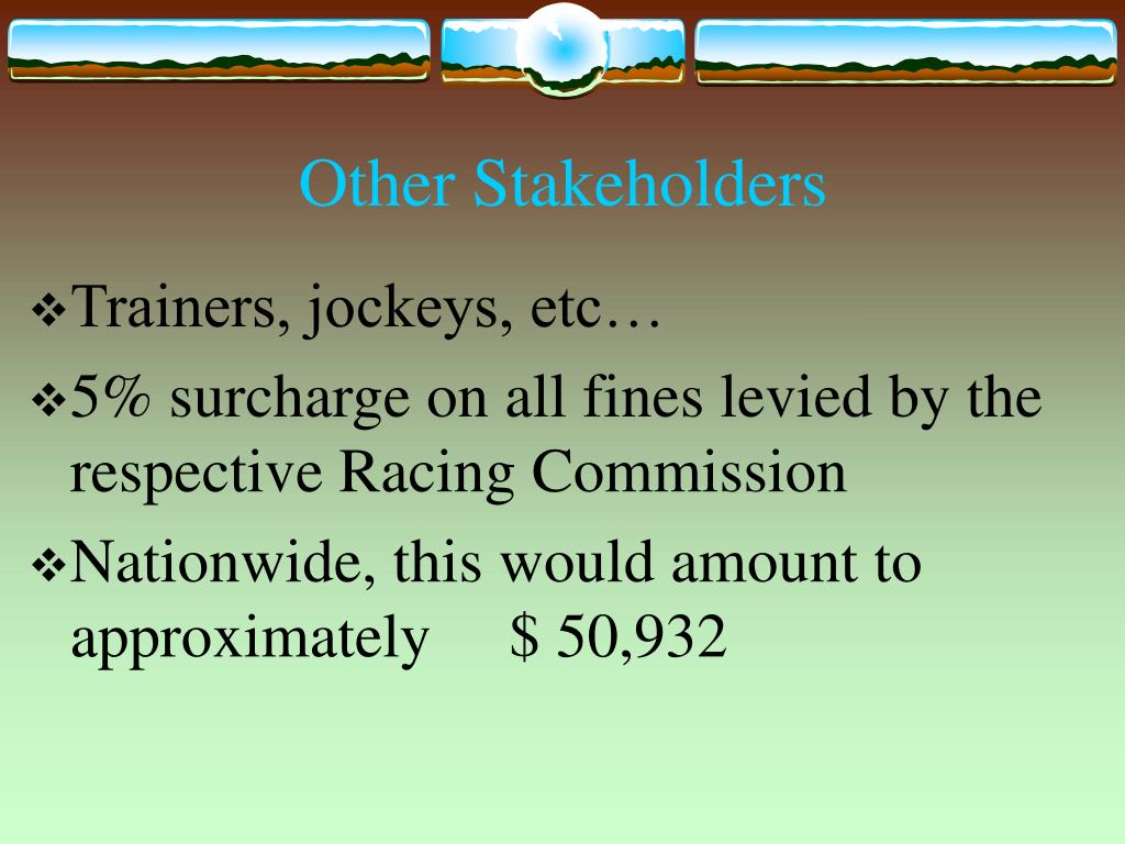 Other Stakeholders