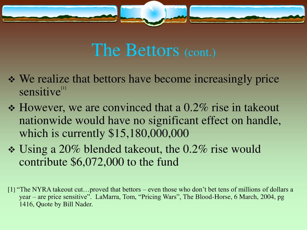 The Bettors