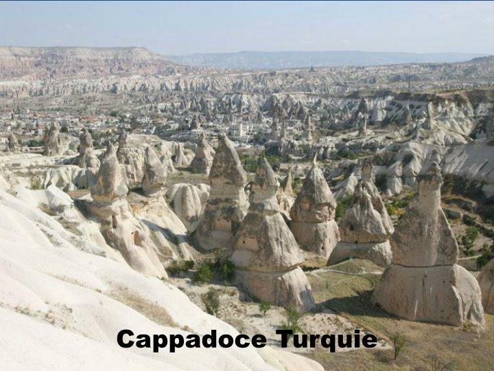 Cappadoce Turquie
