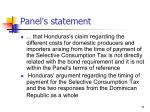 panel s statement31