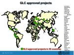 glc approved projects