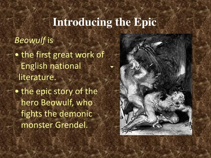 a comparison of heroic code in beowulf and the traditional christian values 52 readings on beowulf modem english language and culture had been established through a rich mixture of anglo-saxon and norman-french cultures when we read beowulf and other old gnglish.