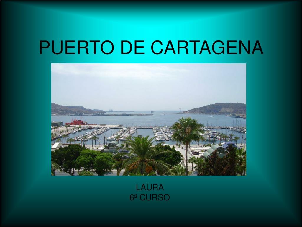 puerto de cartagena l.