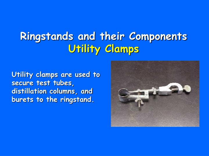 Ringstands and their Components