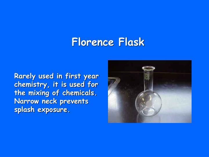 Florence Flask