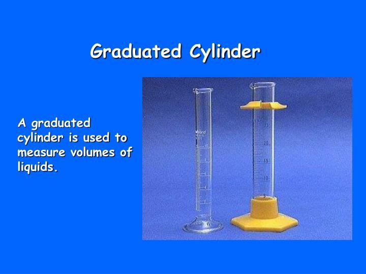 Graduated Cylinder