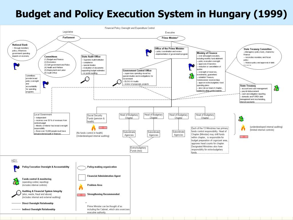 Budget and Policy Execution System in Hungary (1999)