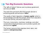 two big economic questions4