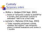 custody temporary orders1