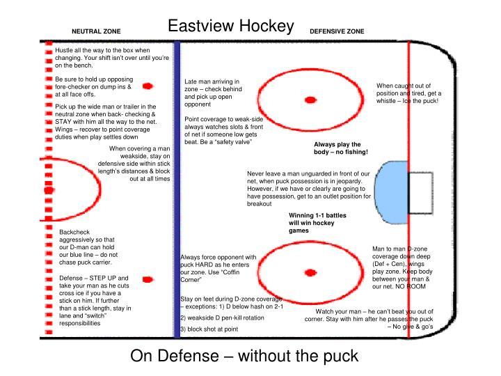 Eastview Hockey