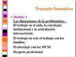 trayecto formativo1