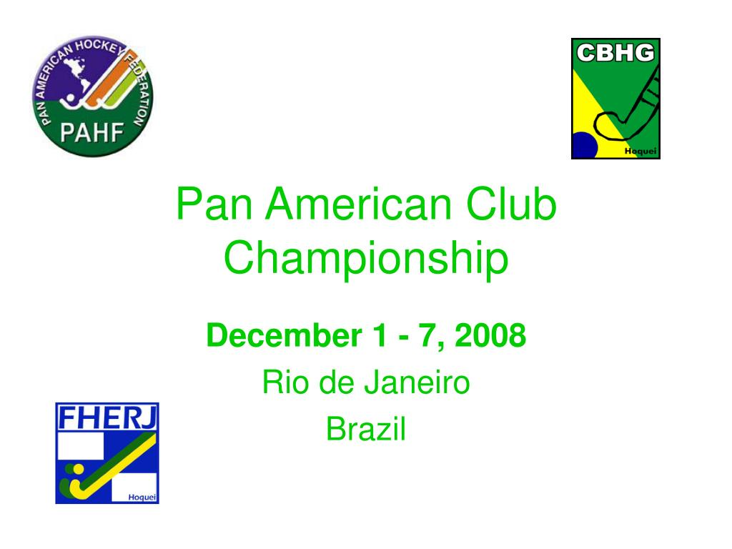 pan american club championship l.