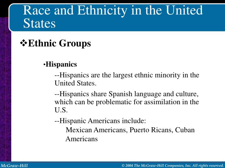 larger racial minorities Blacks would be the largest, people say that hispanic/latino is the biggest racial minority but many of these people are white with full european ancestry, they should consider the mestizos (what most people thinks every mexican looks like) the mi.