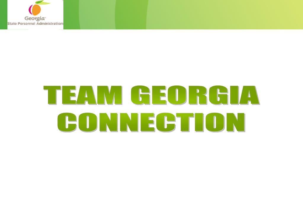 TEAM GEORGIA