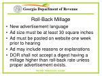 roll back millage83