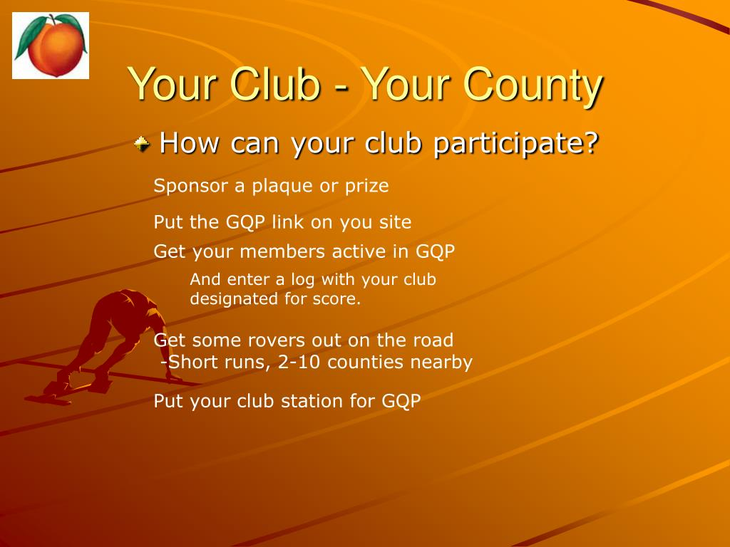 Your Club - Your County