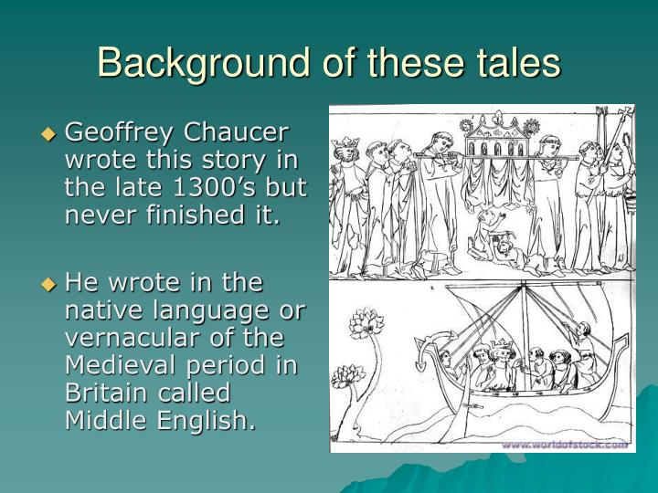 presentation of the medieval christian church in the canterbury tales Get an answer for 'in the canterbury tales do you think that chaucer was trying to point most cynical christian in writing the canterbury tales.