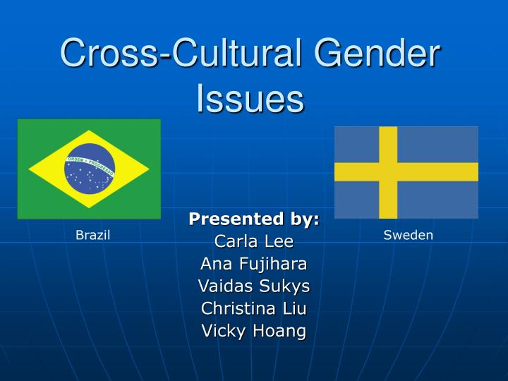 cross cultural issues 12 brief historical overview of cross-cultural psychology cultural or cross-cultural psychology has until now only made a relatively approaches to the psychology of culture 6 cross-cultural issues.
