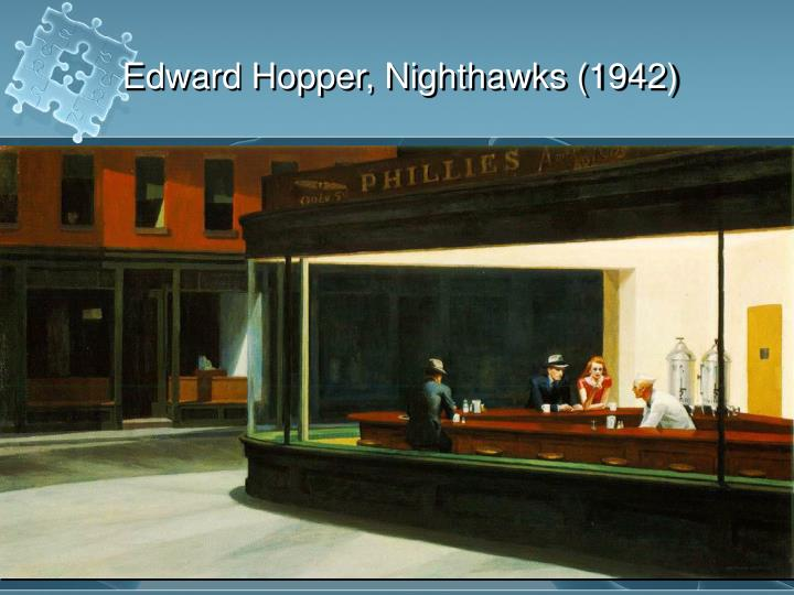 Edward Hopper, Nighthawks (1942)