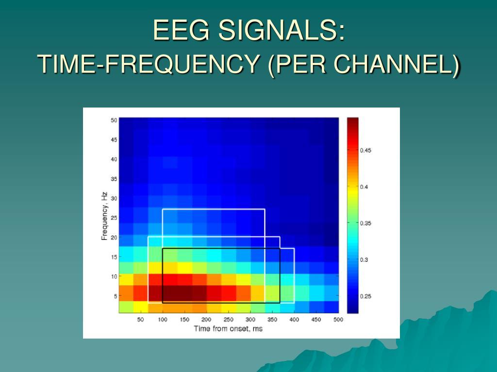 EEG SIGNALS: