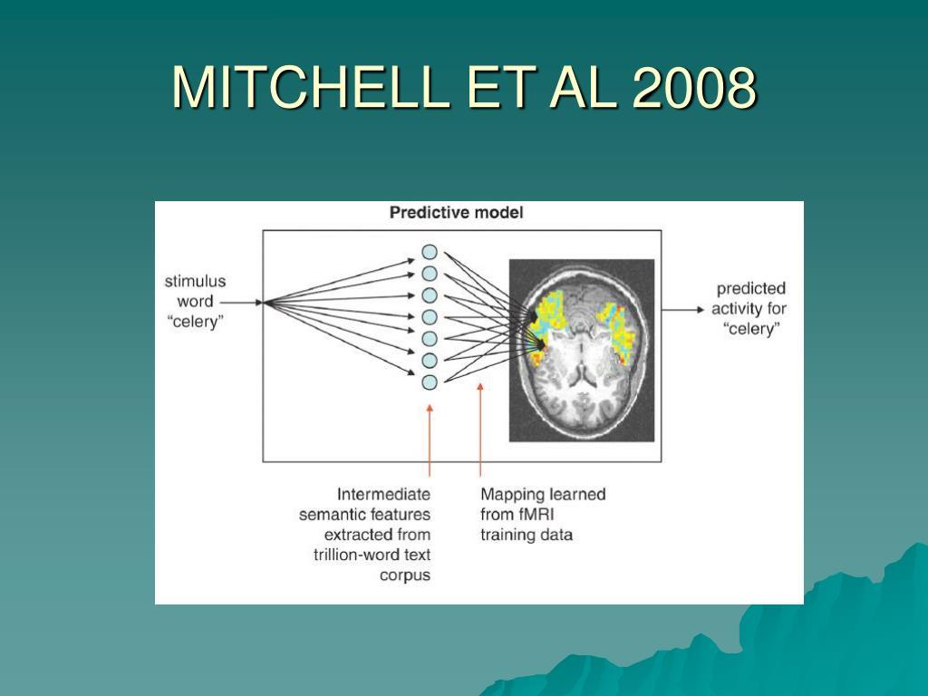 MITCHELL ET AL 2008