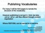 publishing vocabularies29