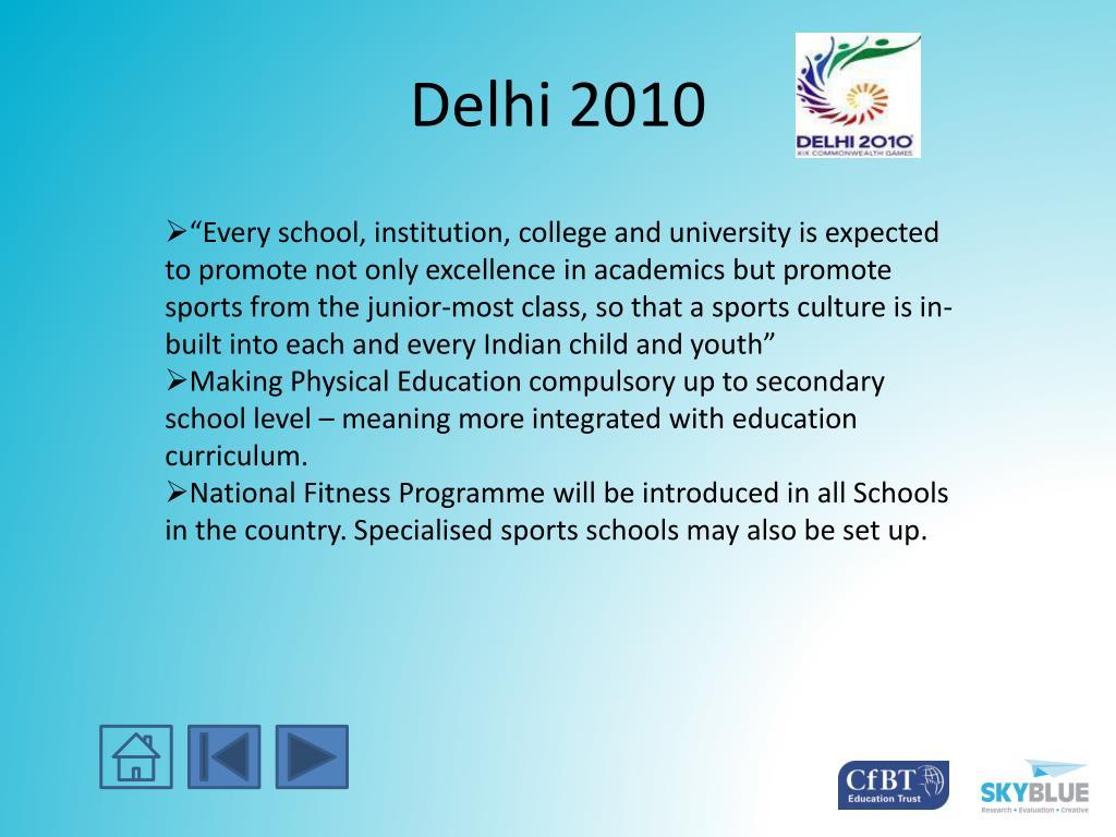 Delhi 2010