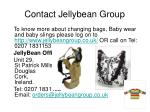contact jellybean group