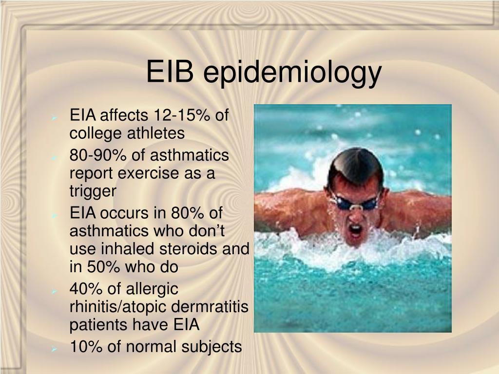 EIB epidemiology