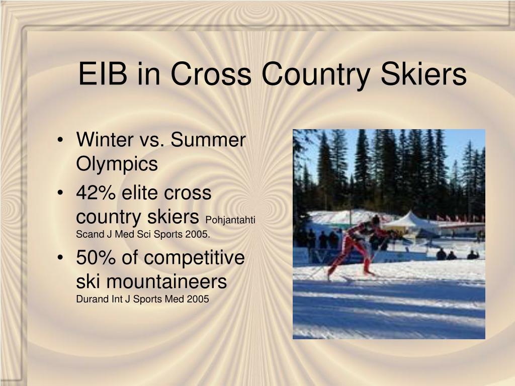 Winter vs. Summer Olympics