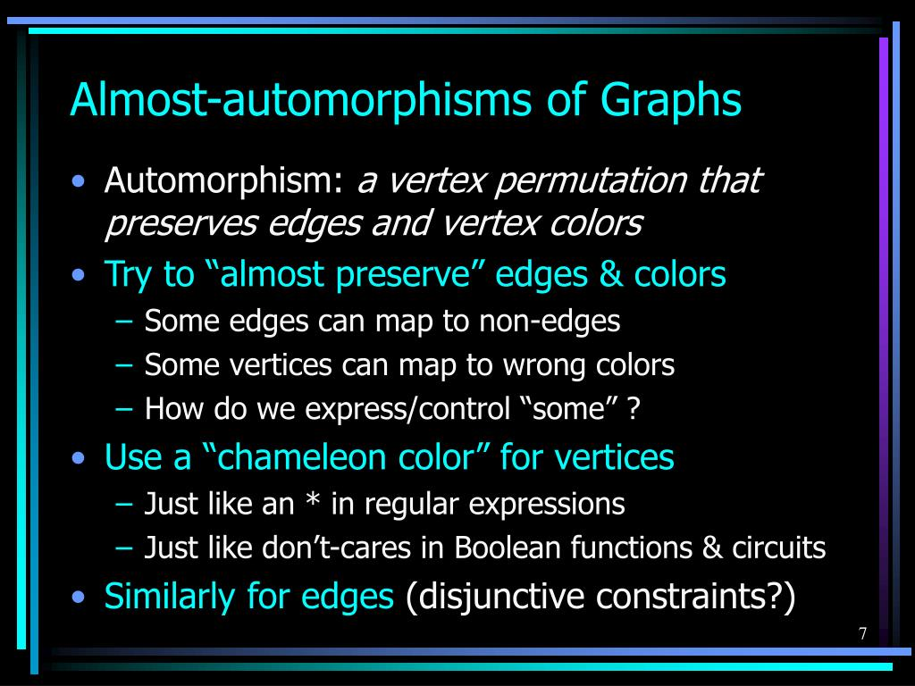 Almost-automorphisms of Graphs