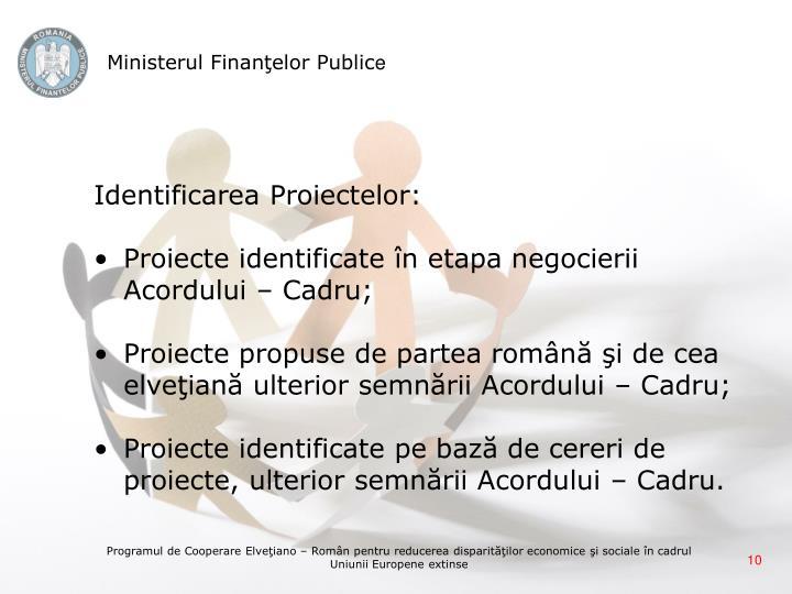 Ministerul Finanţelor Public
