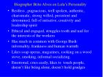 biographer brito alves on lula s personality