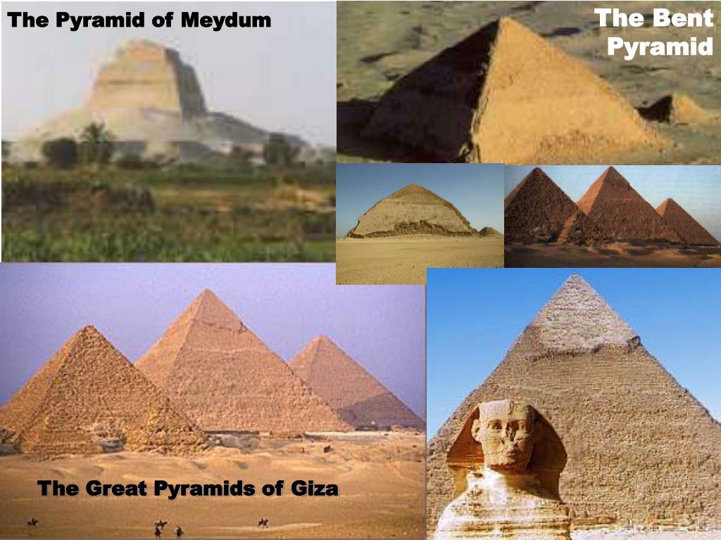 The Pyramid of Meydum