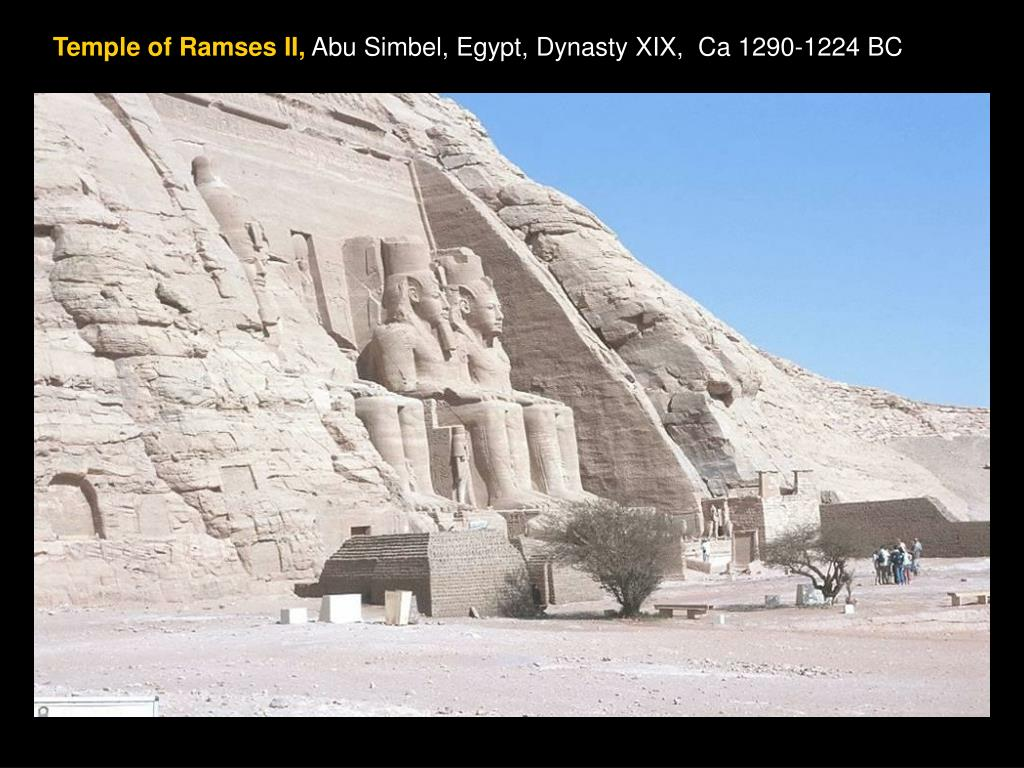 Temple of Ramses II,