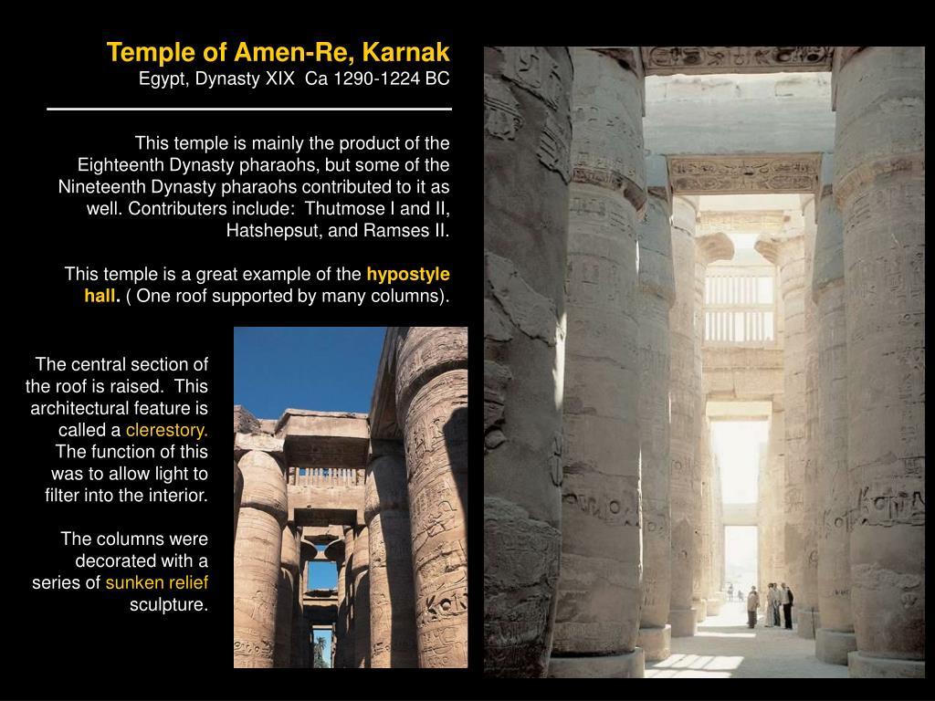Temple of Amen-Re, Karnak