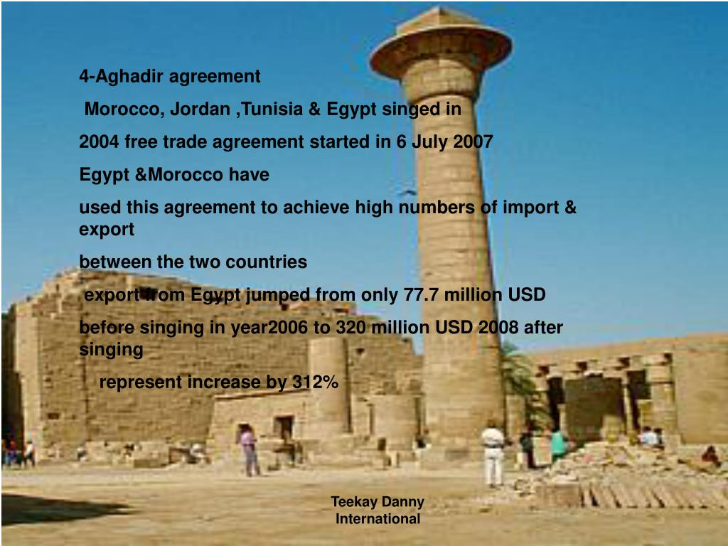 4-Aghadir agreement
