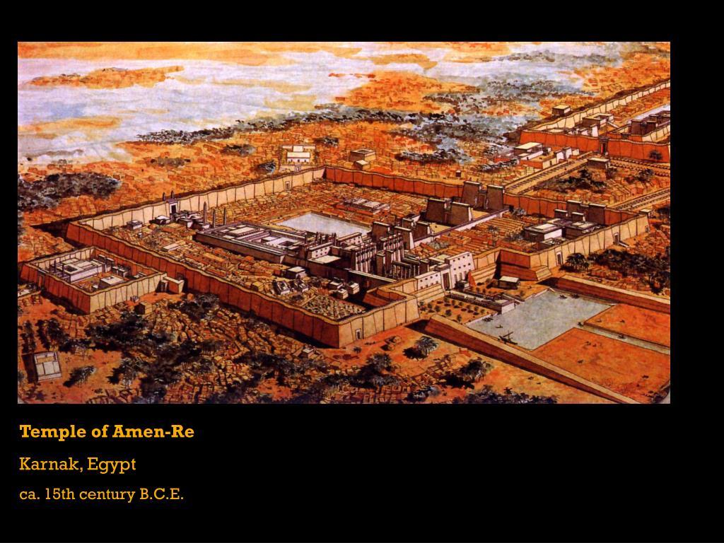Temple of Amen-Re