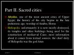 part ii sacred cities9