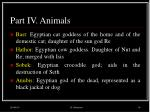 part iv animals16