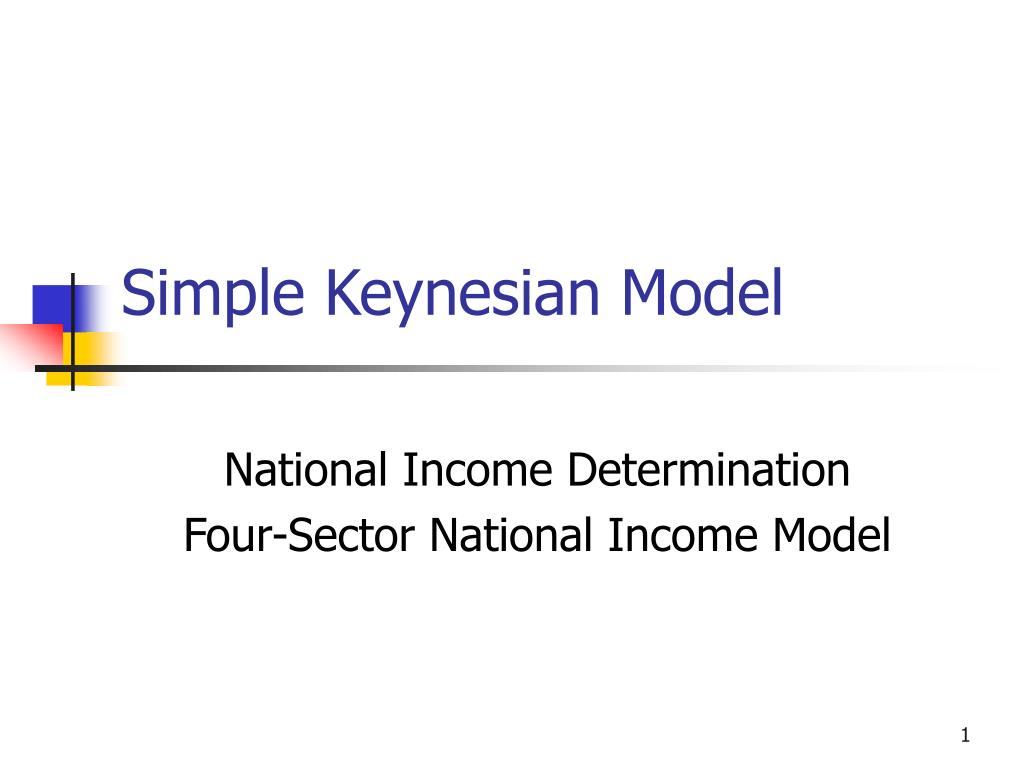 four sector model of national income