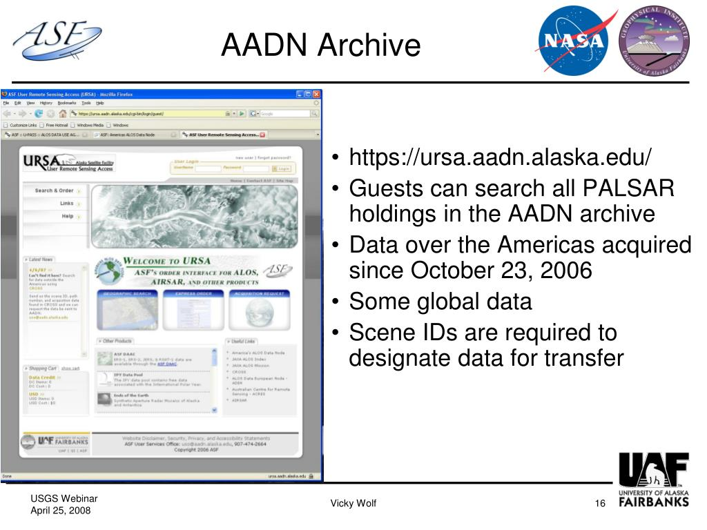 AADN Archive