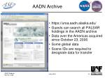 aadn archive