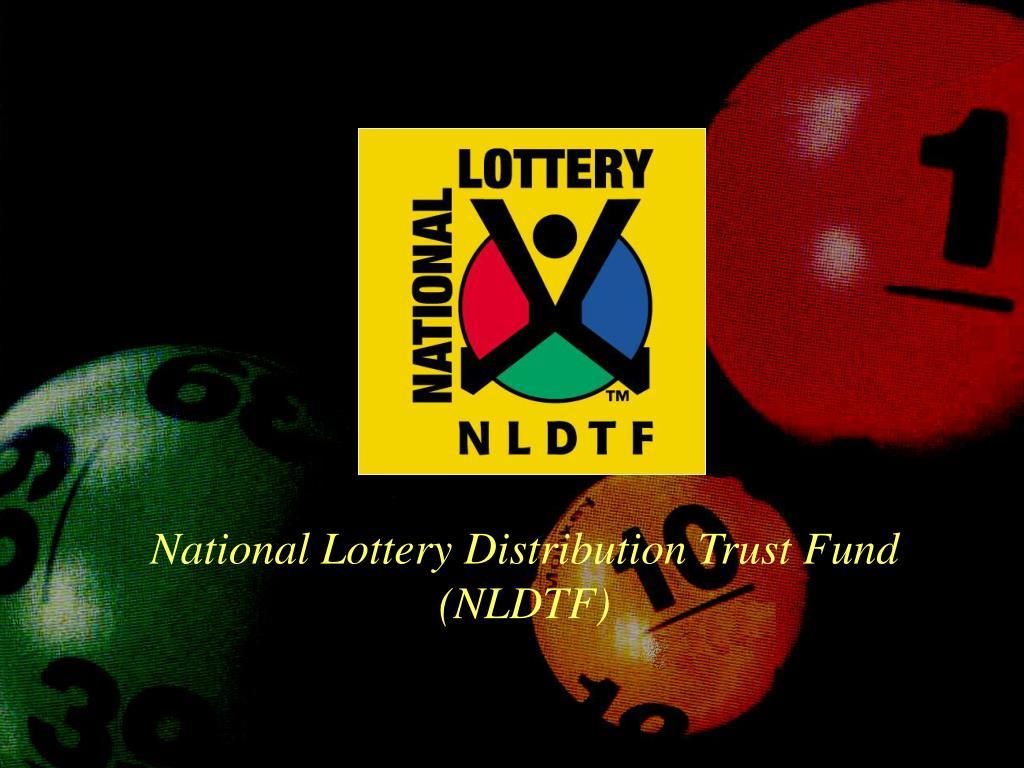 national lottery distribution trust fund nldtf l.